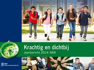 IMW Digitaal jaarbericht