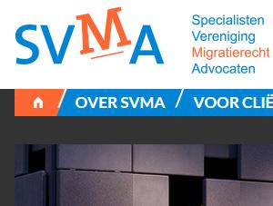 Webteksten SVMA
